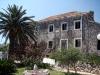 Opustené domy na ostrove Hvar