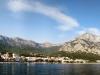 Prístav Gradac Chorvátsko
