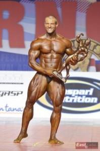 Štefan Havlík víťaz Arnold classic amateur 2012 – kulturistika