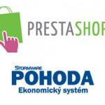 Prestashop – automatické prepojenie s ekonomickým systémom Pohoda