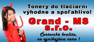 Grafika: Grand – MS, s.r.o.