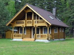 dreveny dom