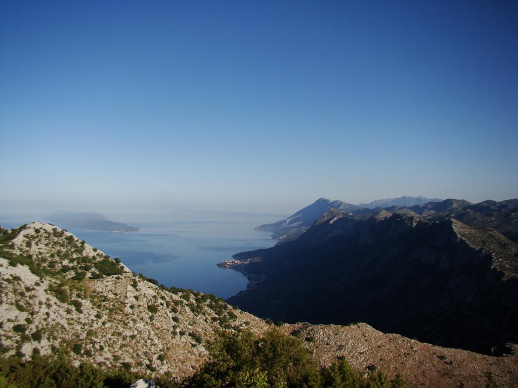 Chorvátsko Gradac - Turistika