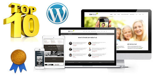 TOP 10 najlepsich sablon pre WordPress