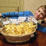 Jedenásťročný Tomáš Vejmola sa stal úspešným podnikateľom