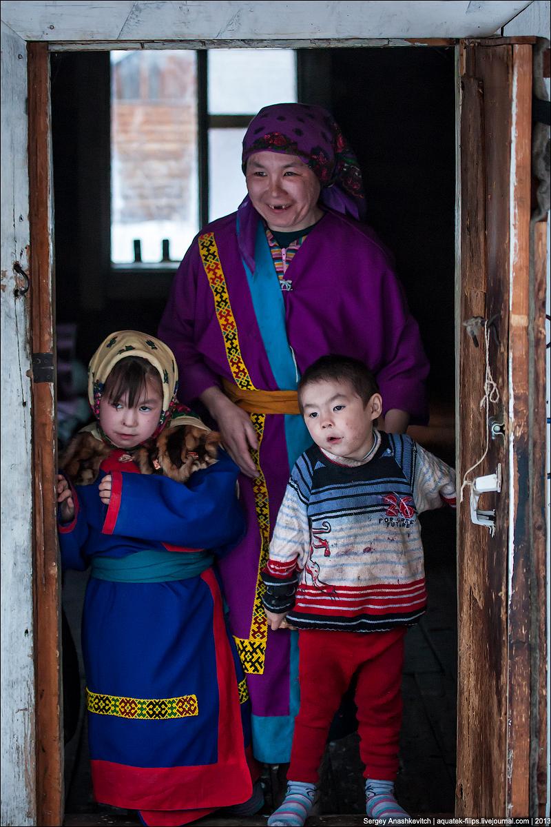 Život v Ruskej Tajge 2013