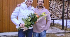 Jan Medved a Anastazia Kuzminova