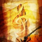 Gitarový ošiaľ