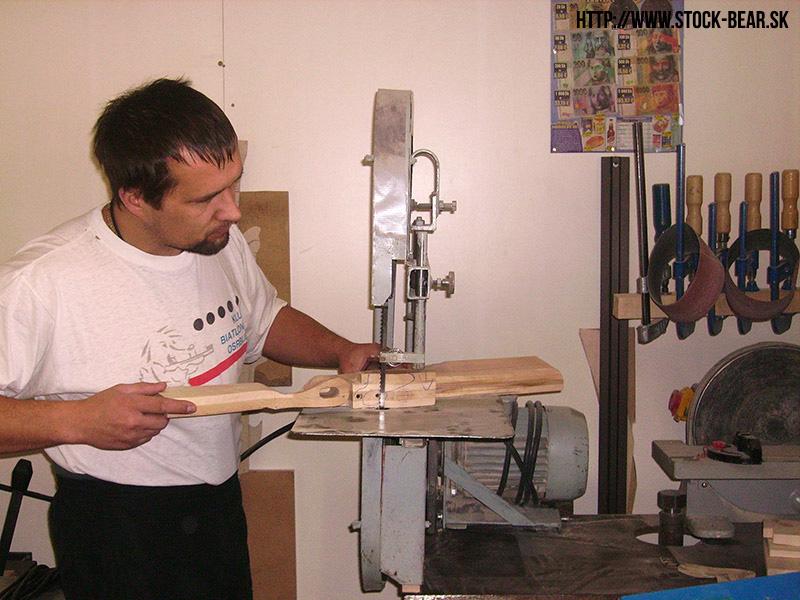 Pažba na Biathlon - Ján Medveď