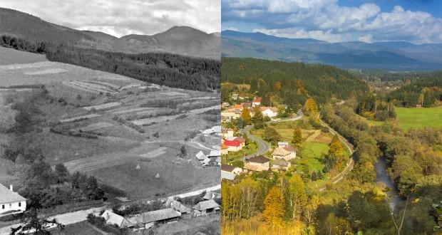 Cesta do minulosti v Horehronskej obci Beňuš