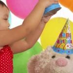 Naplánujte dieťaťu narodeninovú oslavu