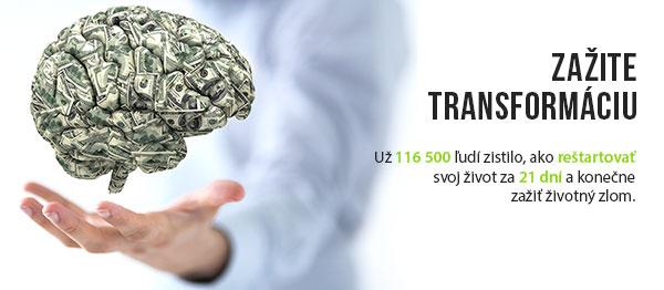 Peniaze sú výsledkom programu vo vašom mozgu